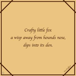 craftyfox